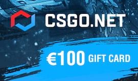 CSGO.net Gift Card 100 EUR