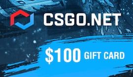 CSGO.net Gift Card 100 USD