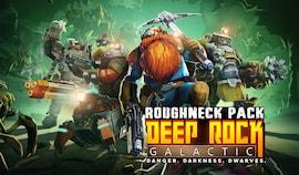 Deep Rock Galactic - Roughneck Pack (PC) - Steam Gift - JAPAN