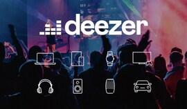 Deezer Gift Card 10 EUR - Deezer Key - BELGIUM