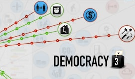 Democracy 3 Collector's Edition Steam Gift EUROPE