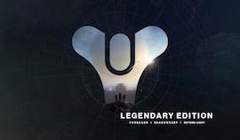 Destiny 2   Legendary Edition (PC) - Steam Gift - EUROPE