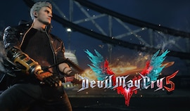 Devil May Cry 5 Standard Edition Steam Key GLOBAL