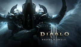 Diablo 3: Reaper of Souls DLC Battle.net Key EUROPE