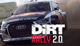 DiRT Rally 2.0 (PC) - Steam Gift - EUROPE