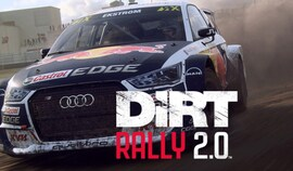 DiRT Rally 2.0 Super Deluxe Edition (PC) - Steam Key - GLOBAL