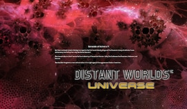 Distant Worlds: Universe Steam Key GLOBAL