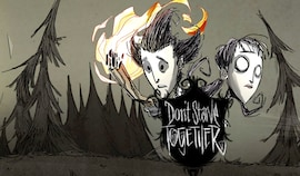 Don't Starve Together (PC) - Steam Gift - BRAZIL