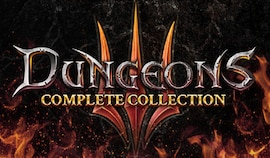 Dungeons 3 - Complete Collection (PS4) - PSN Key - EUROPE
