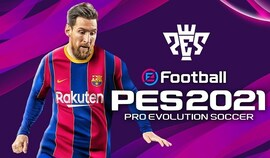 eFootball PES 2021   SEASON UPDATE STANDARD EDITION (PC) - Steam Gift - EUROPE