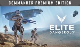 Elite: Dangerous | Commander Premium Edition (PC) - Steam Gift - EUROPE