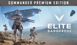 Elite: Dangerous   Commander Premium Edition (PC) - Steam Key - GLOBAL