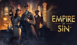Empire of Sin | Deluxe Edition (PC) - Steam Gift - EUROPE