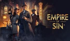 Empire of Sin | Premium Edition (PC) - Steam Gift - JAPAN