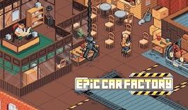 Epic Car Factory Steam Gift EUROPE