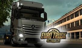Euro Truck Simulator 2 - Cabin Accessories Steam Key GLOBAL