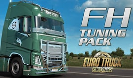 Euro Truck Simulator 2 - FH Tuning Pack (PC) - Steam Gift - JAPAN