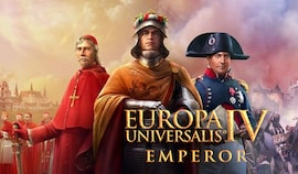 Europa Universalis IV: Emperor Content Pack (PC) - Steam Gift - EUROPE