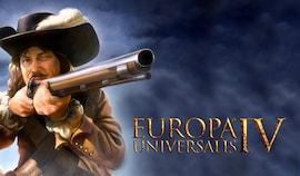 Europa Universalis IV Steam Key GLOBAL
