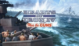 Expansion - Hearts of Iron IV: Man the Guns Steam Gift EUROPE