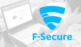 F-Secure Internet Security (PC) - 3 Users, 1 Year - F-Secure Key - GLOBAL