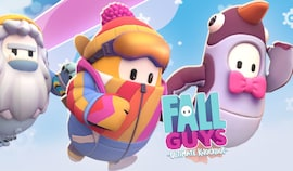 Fall Guys - Icy Adventure Pack (PC) - Steam Gift - EUROPE