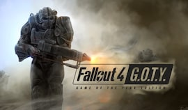 Fallout 4: Game of the Year Edition Xbox Live Xbox One Key UNITED STATES