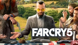 Far Cry 5 | Gold Edition Ubisoft Connect Key EUROPE