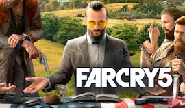 Far Cry 5 (PC) - Ubisoft Connect Key - EUROPE