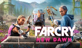 Far Cry New Dawn Deluxe Edition Ubisoft Connect PC Key EUROPE