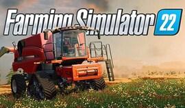Farming Simulator 22 (PC) - Steam Gift - GLOBAL