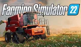 Farming Simulator 22 (PC) - Steam Key - EUROPE