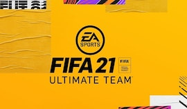 Fifa 21 Ultimate Team 1050 FUT Points - Xbox Live Key - GLOBAL