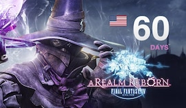 Final Fantasy XIV: A Realm Reborn Time Card 60 Days Final Fantasy NORTH AMERICA
