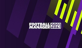Football Manager 2021 (PC) - Steam Key - EUROPE