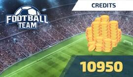 Football Team 10950 Credits - footballteam Key - GLOBAL