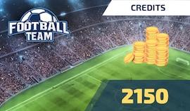 Football Team 2150 Credits - footballteam Key - GLOBAL