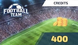Football Team 400 Credits - footballteam Key - GLOBAL
