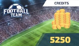 Football Team 5250 Credits - footballteam Key - GLOBAL