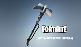Fortnite - Catwoman's Grappling Claw Pickaxe (PC) - Epic Games Key - UNITED STATES