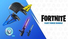 Fortnite - Fleet Force Bundle + 500 V-Bucks (Nintendo Switch) - Nintendo Key - EUROPE