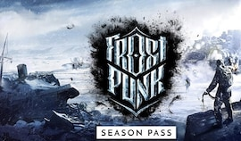 FROSTPUNK: SEASON PASS (PC) - Steam Key - GLOBAL