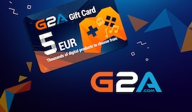 G2A Gift Card G2A.COM Key GLOBAL 5 EUR