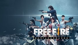 Garena Free Fire 100 + 10 Diamond - Key - GLOBAL