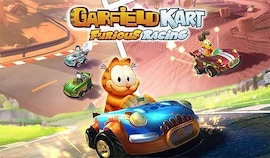 Garfield Kart - Furious Racing (PC) - Steam Key - GLOBAL