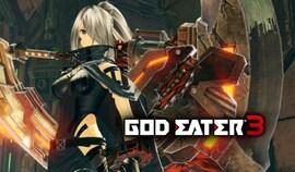 God Eater 3 Steam Key GLOBAL