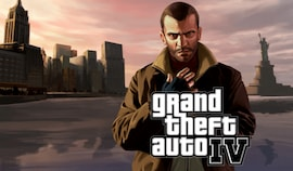Grand Theft Auto IV Complete Edition (PC) - Rockstar Key - GLOBAL (English Only)