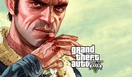 Grand Theft Auto V: Premium Online Edition & Great White Shark Card Bundle Rockstar Key GLOBAL
