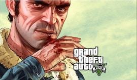 Grand Theft Auto V: Premium Online Edition & Megalodon Shark Card Bundle (PC) - Rockstar Key - GLOBAL