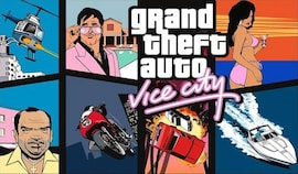 Grand Theft Auto: Vice City (PC) - Rockstar Key - GLOBAL